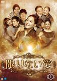 限りない愛DVD-BOX1