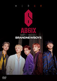 BRANDNEWBOYS~AB6IX 完全体デビュー密着リアリティー~DVD-BOX1